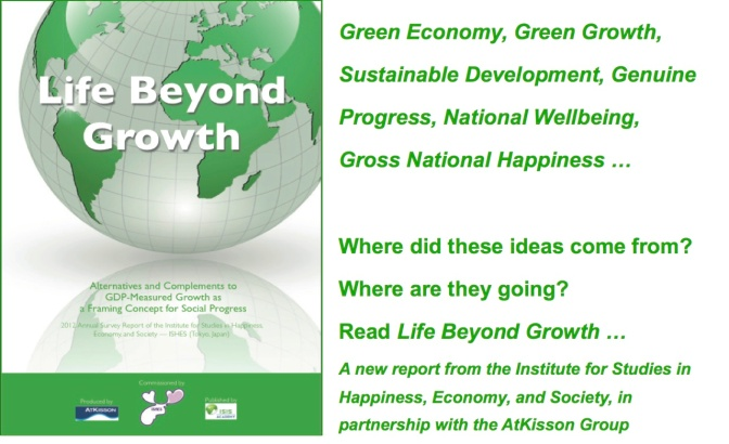 Life Beyond Growth—download free report