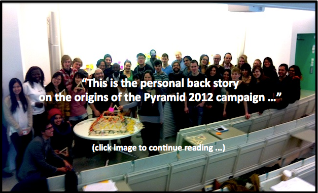 Pyramid 2012: The Story of Building a Shared Dream