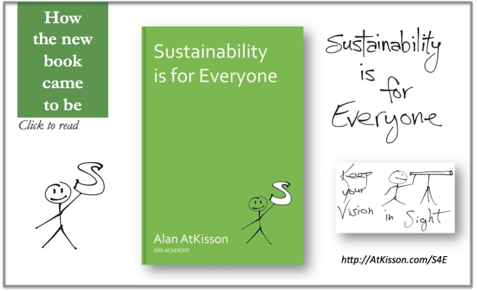 "About ""Sustainability is for Everyone"" (new book)"