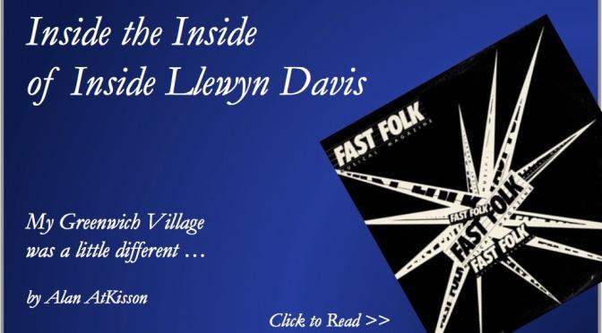 Inside Llewyn Davis: Not the Greenwich Village I Knew
