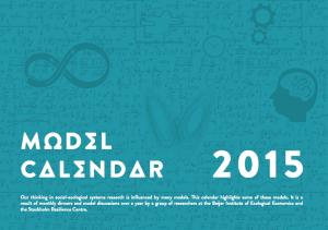 ModelCalendar2015