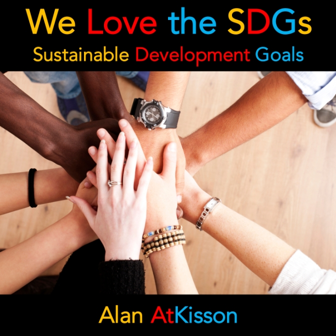 "New Single: ""We Love the SDGs"""