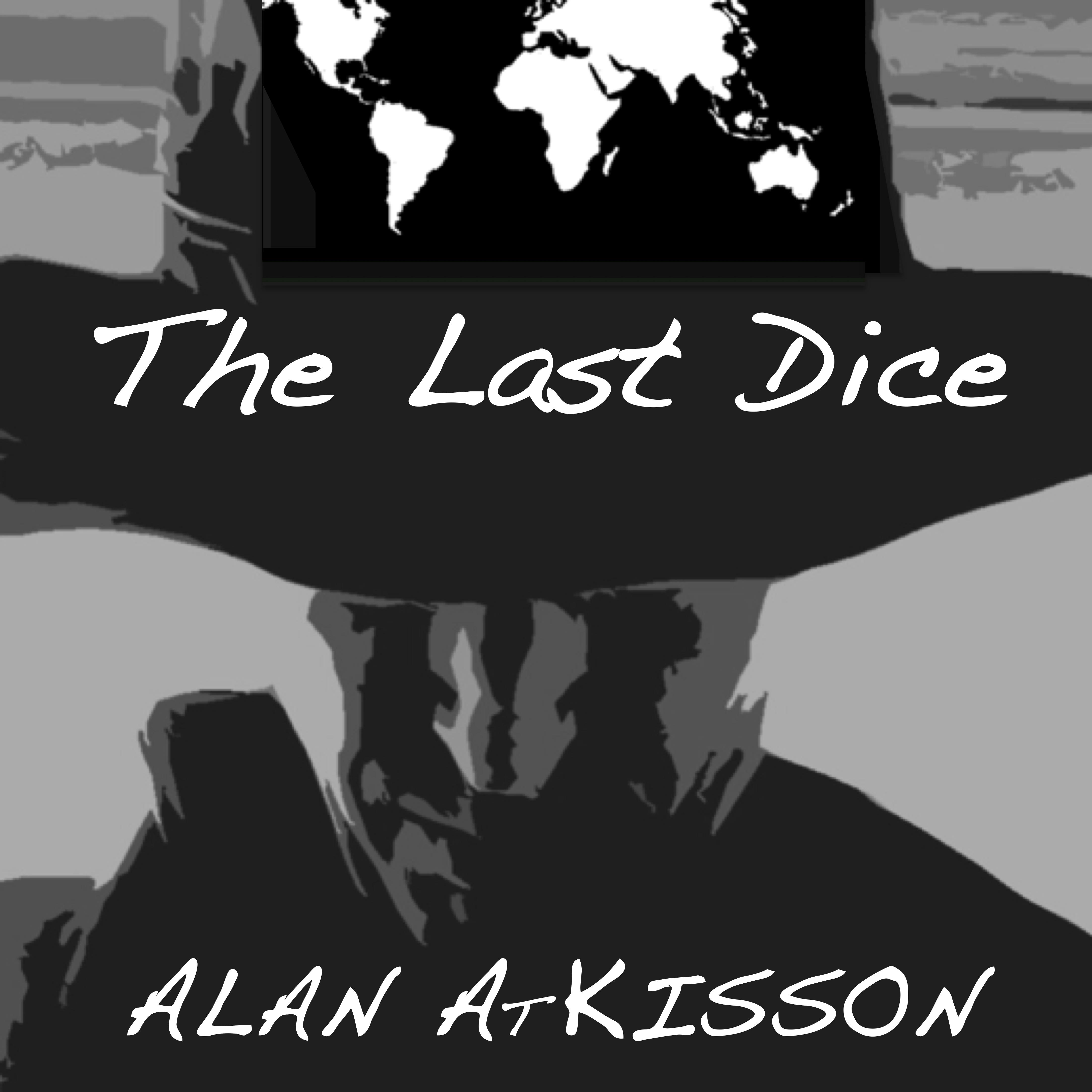 """Album cover - """"The Last Dice"""""""